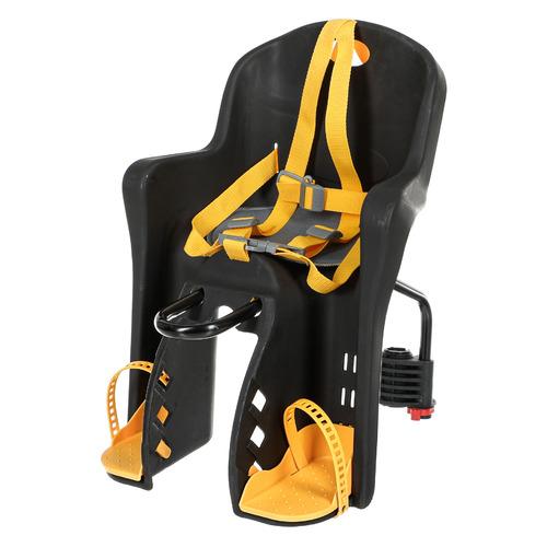 Велокресло BQ BQ-6 2000гр черный/желтый (RBSBQ6000001)