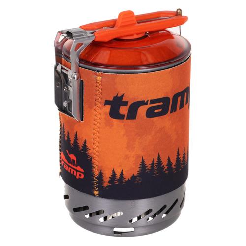 Система турист. Tramp TRG-115 газовая оранжевый 2200W 160x160x222мм 720гр