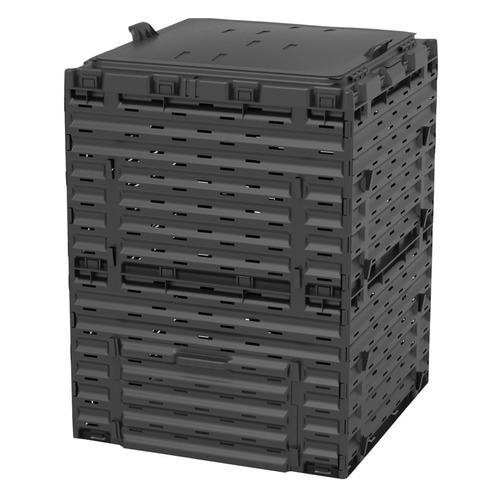 Компостер Piteco K1130 300л пластик черный piteco 506 торфяной