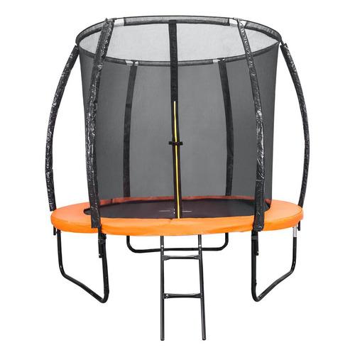 Фото - Батут DFC 10FT-BAS-BO d=304.8см черный/оранжевый каркасный батут dfc trampoline kengoo ii 16ft bas bo оранжевый