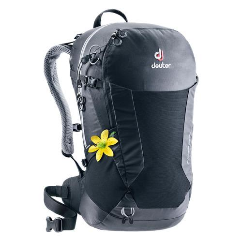 Рюкзак турист. Deuter Futura 22 SL (2021) 22л. черный (3400018_7000) рюкзак женский cla id черный