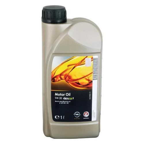 Моторное масло GM Dexos 1 5W-30 1л. синтетическое [95599919]