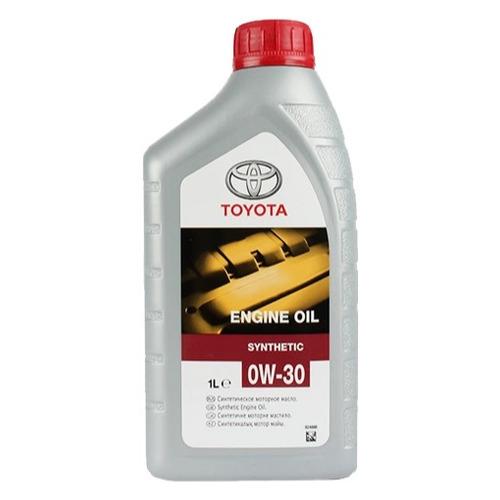 Моторное масло Toyota Engine oil 0W-30 1л. синтетическое [08880-80366-go]