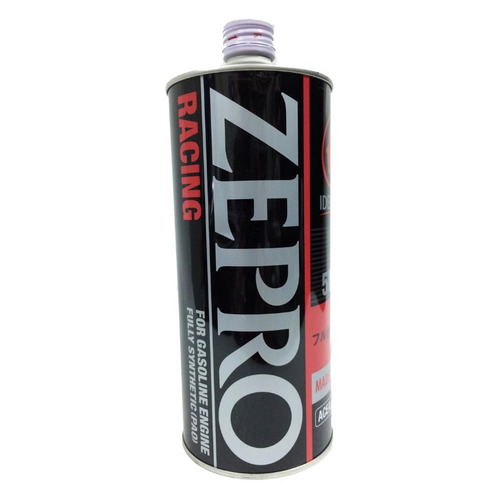 Моторное масло IDEMITSU Zepro Racing 5W-40 1л. синтетическое [3585001]