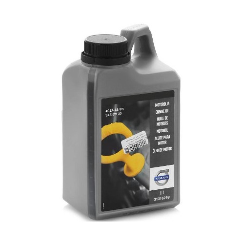 Моторное масло VOLVO Motoroel 5W-30 1л. синтетическое [31316299]