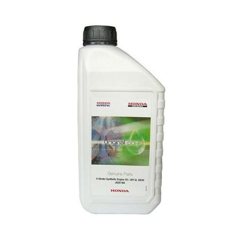 Фото - Моторное масло HONDA Engine Oil 5W-30 1л. синтетическое [08221-777-100he] моторное масло mitsubishi genuine oil 5w 30 1л синтетическое [mz320756]