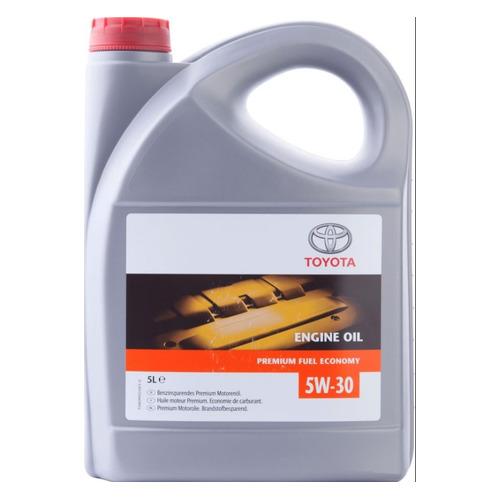 Моторное масло Toyota Premium Fuel Economy PFE 0W-30 5л. синтетическое [08880-82871]