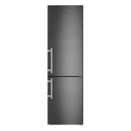 Фото - Холодильник Liebherr CBNbs 4875, двухкамерный, черная сталь холодильник liebherr cnbs 4835 двухкамерный черная сталь
