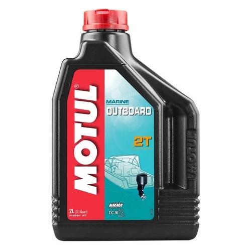 Моторное масло MOTUL Outboard 2T 2л. минеральное [101732]
