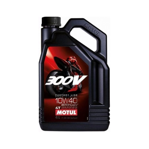 Моторное масло MOTUL Road Racing 10W-40 4л. синтетическое [110317]