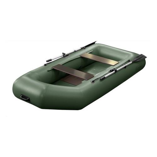 Лодка моторно-гребная ФЕНИКС 280, надувная, оливковый