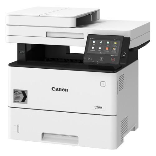 Фото - МФУ лазерный CANON i-Sensys MF543x, A4, лазерный, белый [3513c025] мфу лазерный canon i sensys colour mf746cx 3101c039 a4 duplex wifi белый черный