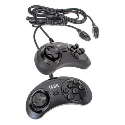 Джойстик MAGISTR 23-JS 16-bit для Sega, черный