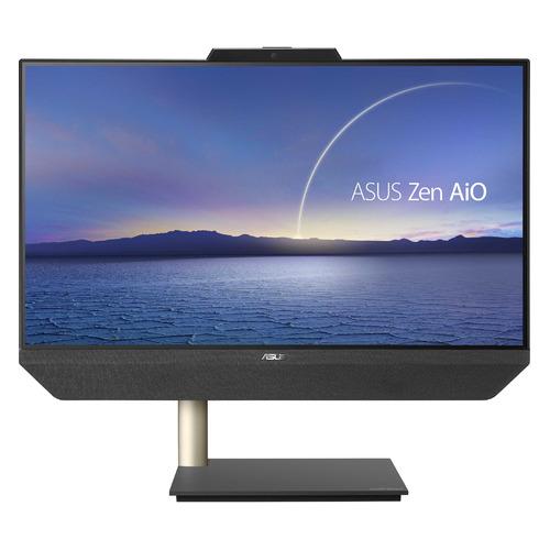 "Моноблок ASUS A5200WFAK-BA045M, 21.5"", Intel Core i3 10110U, 8ГБ, 256ГБ SSD, Intel UHD Graphics, noOS, черный [90pt02k2-m05030]"