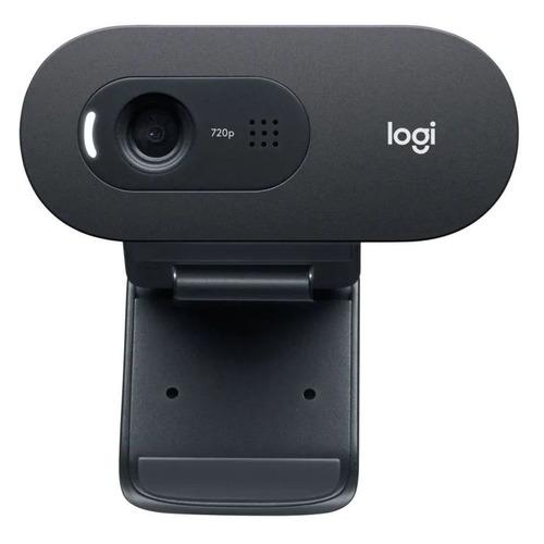 Фото - Web-камера Logitech C505, черный [960-001364] web камера logitech brio черный оранжевый [960 001106]