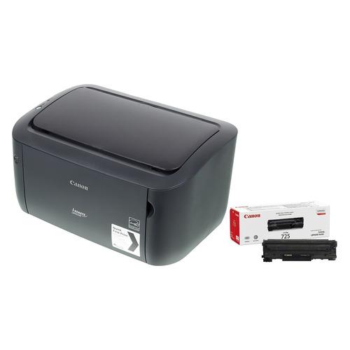 Фото - Принтер лазерный CANON i-Sensys LBP6030B bundle + картридж, лазерный, цвет: черный принтер лазерный canon i sensys lbp223dw 3516c008 a4 duplex wifi