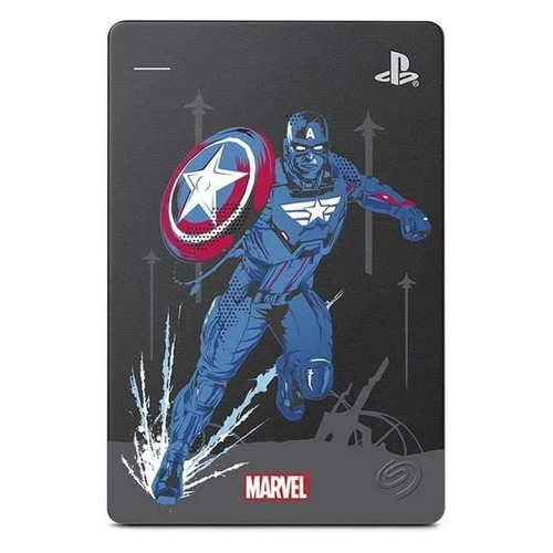 Фото - Внешний диск HDD SEAGATE Game Drive STGD2000206, 2ТБ, черный внешний диск hdd seagate game drive stea4000407 4тб белый