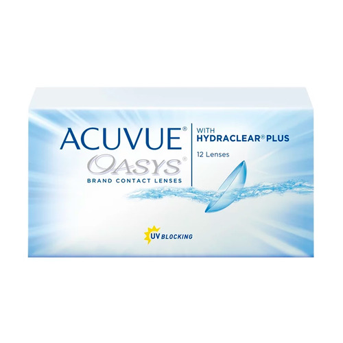 Контактные линзы Acuvue Oasys 8.4мм -4 уп.:12шт