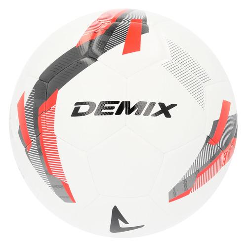 Мяч футб. Demix Fifa Quality р.5 2021 для газона 0.44гр белый (S21EDEAT007-00)