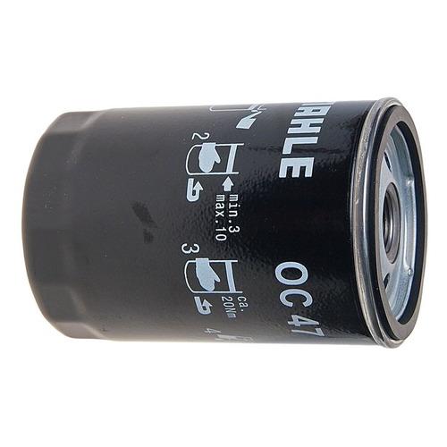 Фильтр масляный KNECHT/MAHLE OC47of