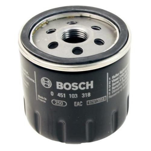 Фото - Фильтр масляный Bosch 0 451 103 318 фильтр bosch 2607432015