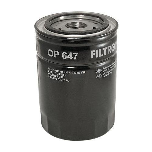 Фильтр масляный FILTRON OP647