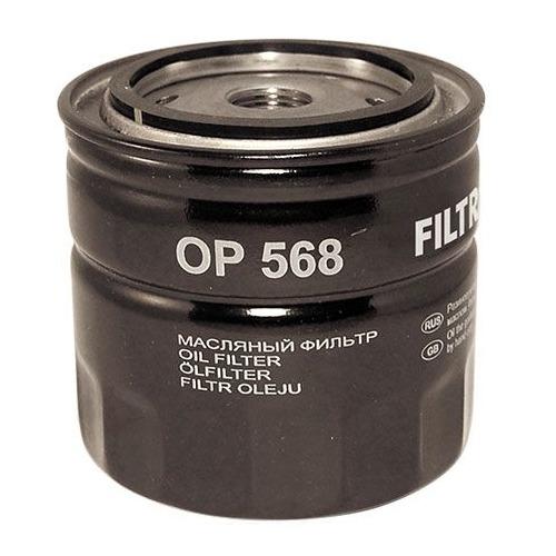 Фильтр масляный FILTRON OP568
