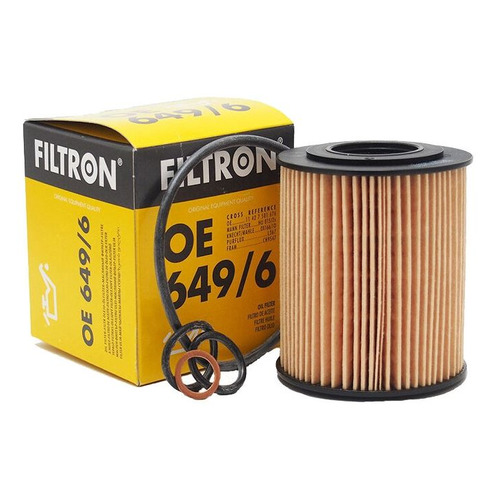 Фильтр масляный FILTRON OE649/6