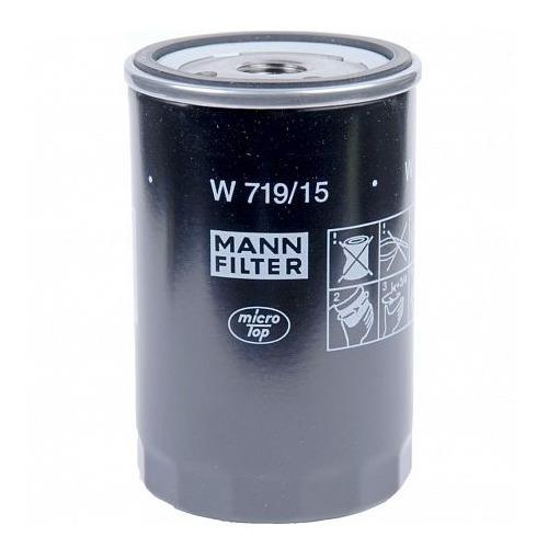 Фото - Фильтр масляный MANN-FILTER W 719/15 фильтр масляный mann filter w 10 703