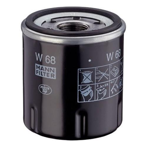 Фото - Фильтр масляный MANN-FILTER W 68 фильтр масляный mann filter w 10 703