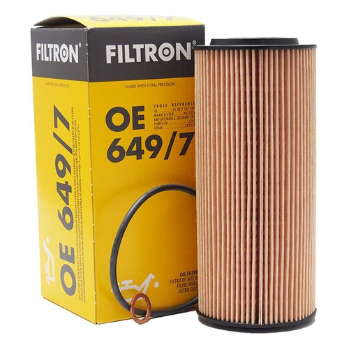 Фильтр масляный FILTRON OE649/7
