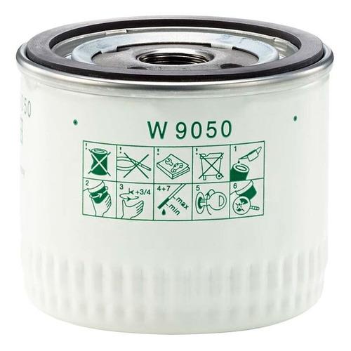 Фото - Фильтр масляный MANN-FILTER W 9050 фильтр масляный mann filter w 10 703
