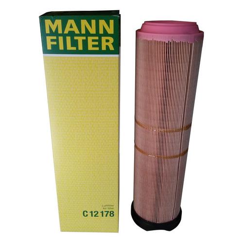 Фильтр воздушный MANN-FILTER C 12 178 воздушный фильтр mannfilter c 3575