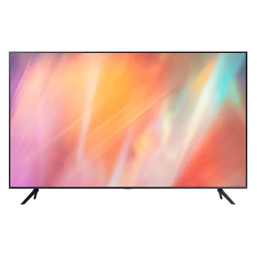 Фото - Телевизор SAMSUNG UE85AU7100UXRU, 85, Ultra HD 4K телевизор samsung lcd 50 4k ue50tu7500uxru