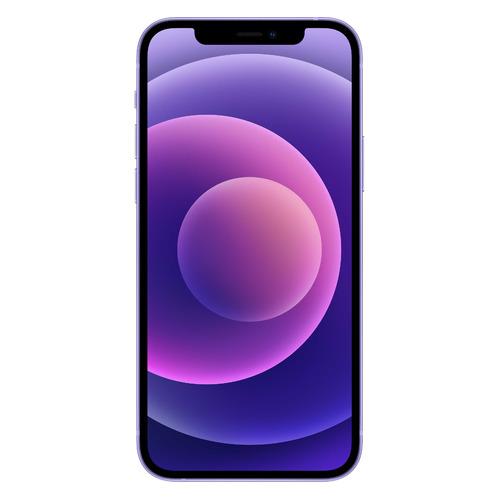 Смартфон APPLE iPhone 12 mini 128Gb, MJQG3RU/A, фиолетовый