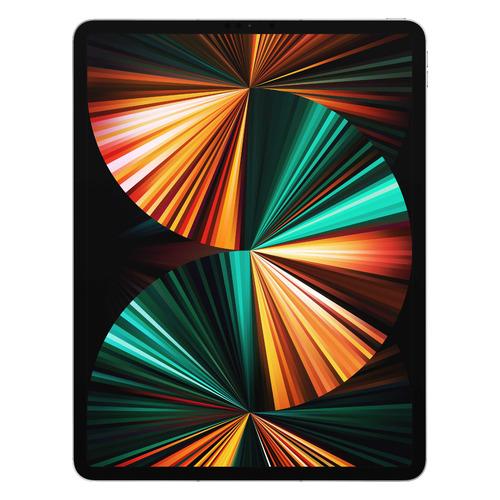 "Планшет APPLE iPad Pro 2021 12.9"" 128Gb Wi-Fi + Cellular MHR53RU/A, 8ГБ, 128GB, 3G, 4G, iOS серебристый"