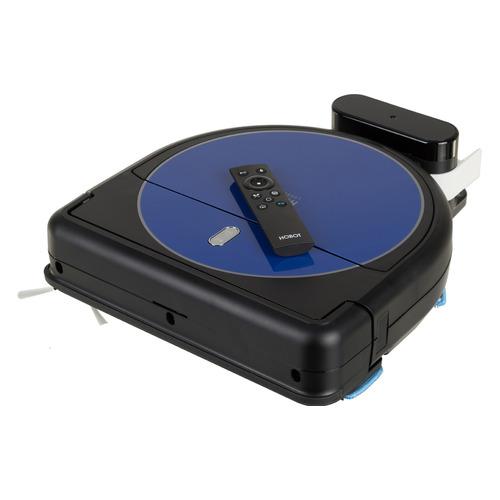 Фото - Робот-пылесос HOBOT LEGEE-688, 80Вт, черный/синий робот мойщик полов hobot legee 688