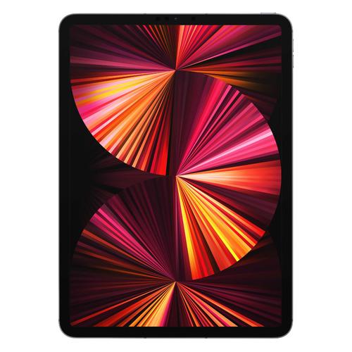 "Планшет Apple iPad Pro 2021 11"" 2Tb Wi-Fi + Cellular MHWE3RU/A, 16ГБ, 2ТБ, 3G, 4G, iOS серый космос"