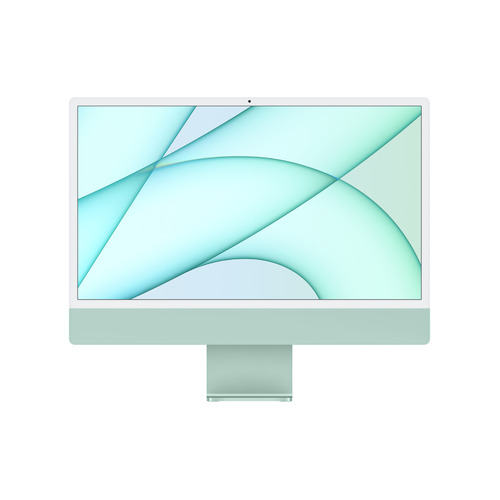 "Моноблок APPLE iMac MGPH3RU/A, 24"", Apple M1, 8ГБ, 256ГБ SSD, Apple, macOS, зеленый"