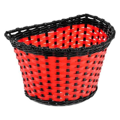 Корзина STG HL-BS01-2А черныйкрасный (Х90005)
