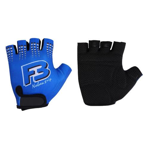 Перчатки велосипедные STG 802 M синий/черный (Х61886-М)