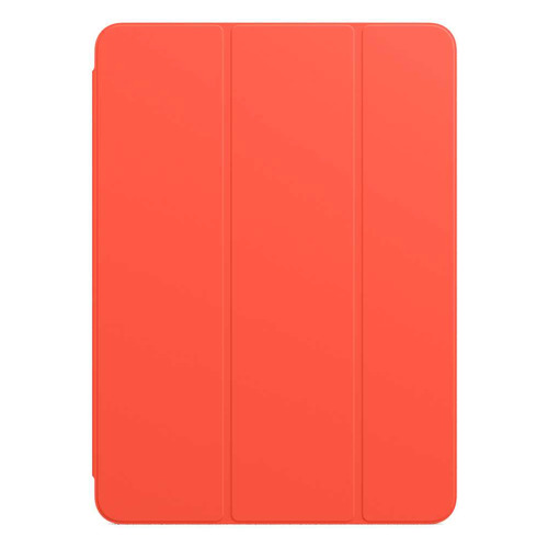"""Чехол для планшета APPLE Smart Folio, для Apple iPad Pro 11"""" 2021, солнечный апельсин [mjmf3zm/a]"""