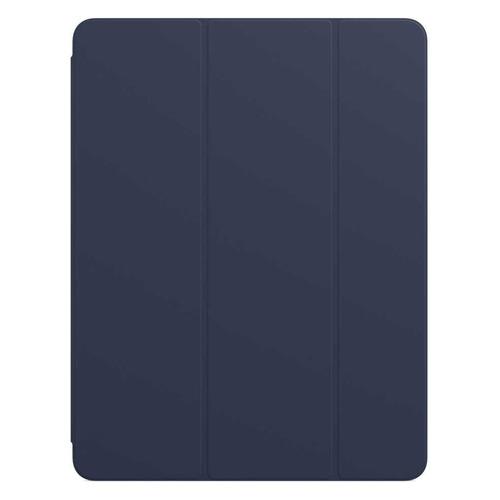 """Чехол для планшета APPLE Smart Folio, для Apple iPad Pro 12.9"""" 2021, темный ультрамарин [mjmj3zm/a]"""