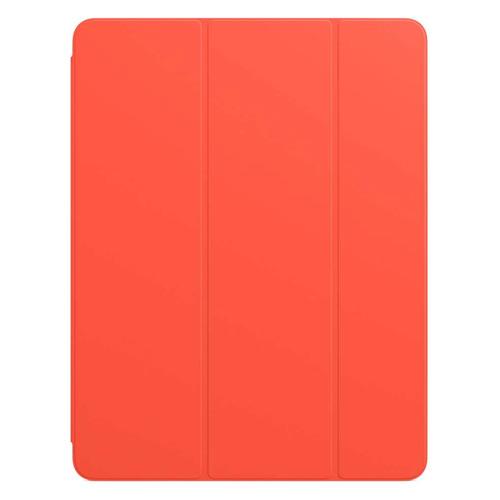 "Чехол для планшета APPLE Smart Folio, для Apple iPad Pro 12.9"" 2021, солнечный апельсин [mjml3zm/a]"