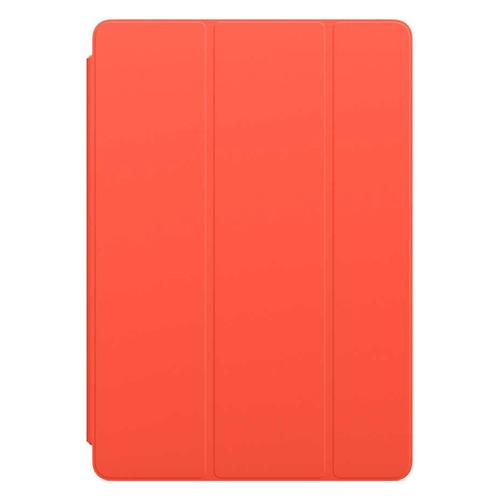 Чехол для планшета APPLE Smart Cover, для Apple iPad 2020, солнечный апельсин [mjm83zm/a]