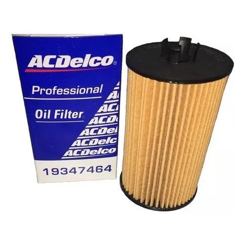 Фильтр масляный ACDELCO 19347464