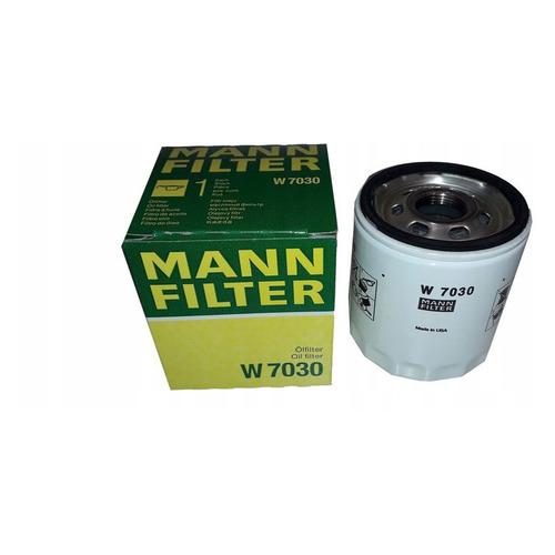 Фото - Фильтр масляный MANN-FILTER W 7030 фильтр масляный mann filter w 10 703
