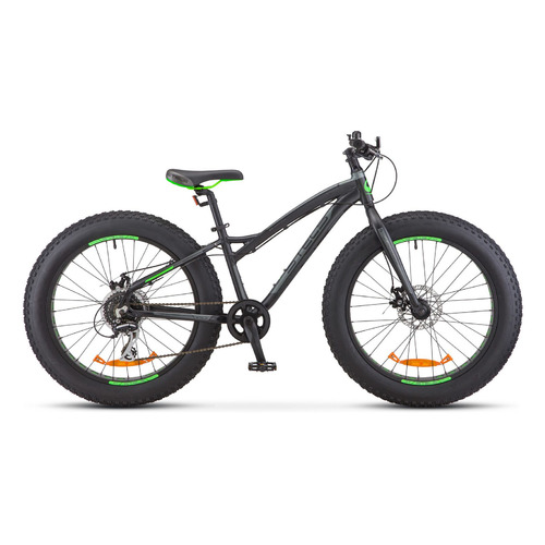 Велосипед Stels Aggressor D 24 (V010) фэтбайк (подростк.) рам.:13.5