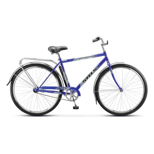 Велосипед Stels Navigator-300 Gent 28 (Z010) городской синий