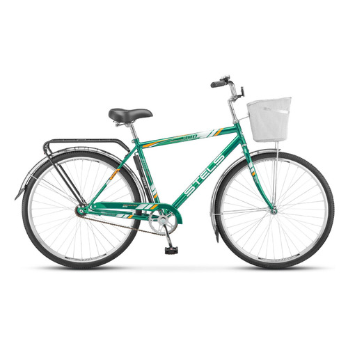 Велосипед Stels Navigator-300 Gent (Z010) городской зеленый